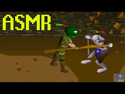 [ASMR] Old School Runescape - Pt.2 - The Sewers Of Draynor