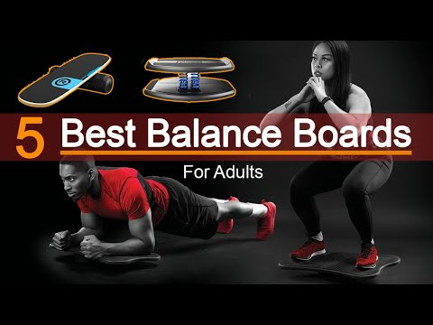 5 Best Balance Boards 2020 | Balance Boards For Adults