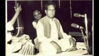 Pt Bhimsen Joshi -Babul Mora  Raga Bhairavi, 1960s