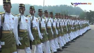 Perbarisan Hari Angkatan Tentera Malaysia (ATM) ke- 80