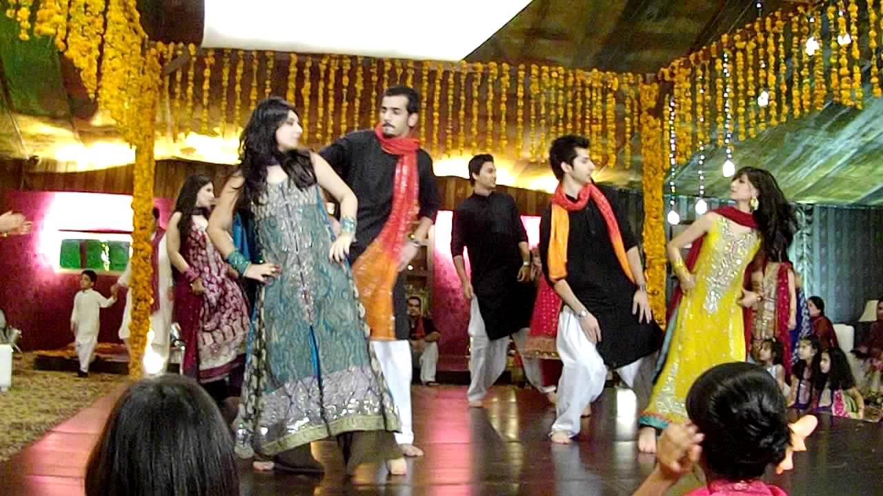 PAKISTANI WEDDING DANCE 2