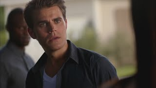 The Vampire Diaries: 7x02 - Lily tells Stefan that she took Caroline and Damon tries to fix it [HD]