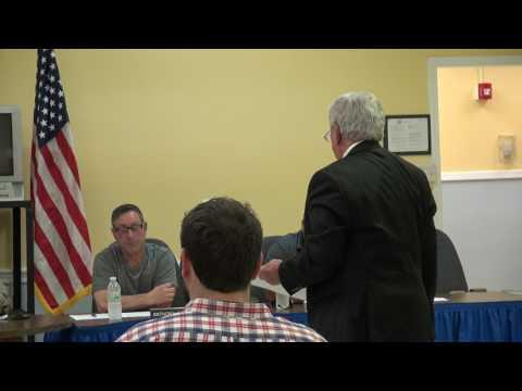New Brunswick Housing Authority Reorganization Meeting - 7/26/17