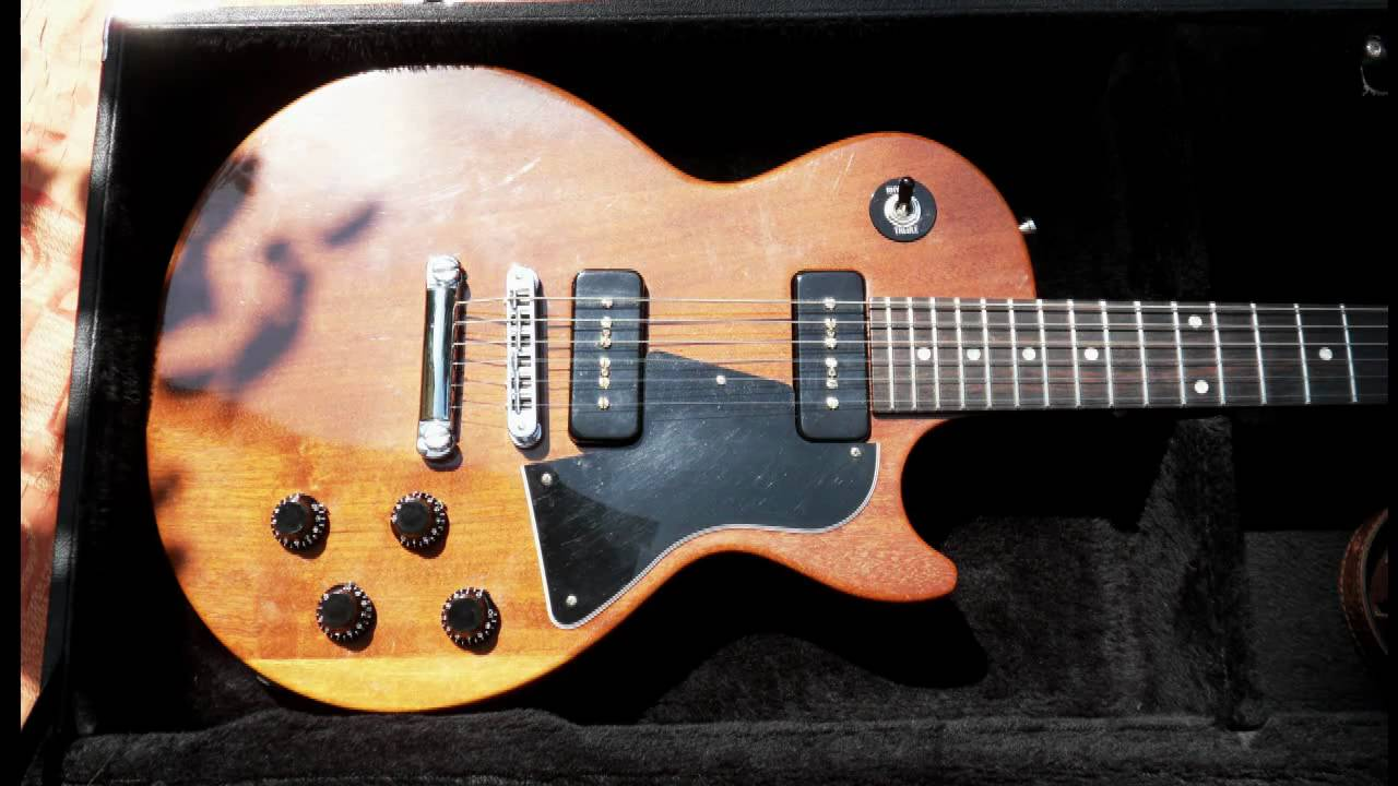gibson les paul special p90 soundcheck youtube. Black Bedroom Furniture Sets. Home Design Ideas