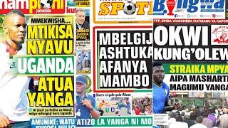 MICHEZO Magazetini Jumatatu 19/11/2018:Maskini Stars,Yapigwa na Lesotho