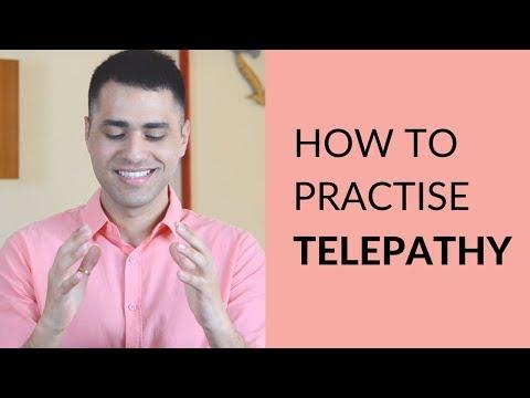 Easy Technique To Practise Telepathic Communication
