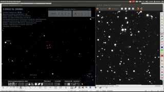 Nibiru, Planet X, Wormwood - Unknown celestial body behind ISON. Stellarium analyse