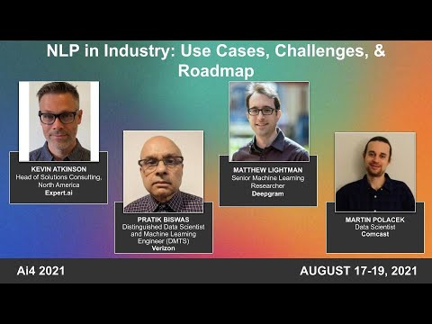 NLP in Industry: Use Cases, Challenges, & Roadmap