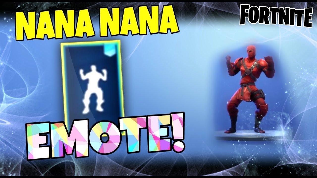 6653e61fc3 Fortnite Nana Nana Emote - Pro Game Guides