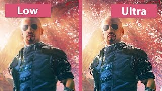 Video Shadow Warrior 2 – PC Low vs. Ultra detailed Graphics Comparison & Analysis download MP3, 3GP, MP4, WEBM, AVI, FLV Agustus 2018