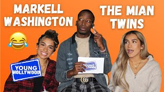 Markell Washington & The Mian Twins Spill Compound House Secrets