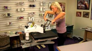 Making Car Dash Plates with Dye Sublimation -