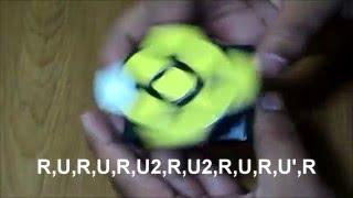 Como resolver el cuboide 3x3x2