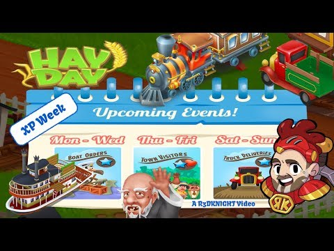 Hay Day Live Stream 2019 #32