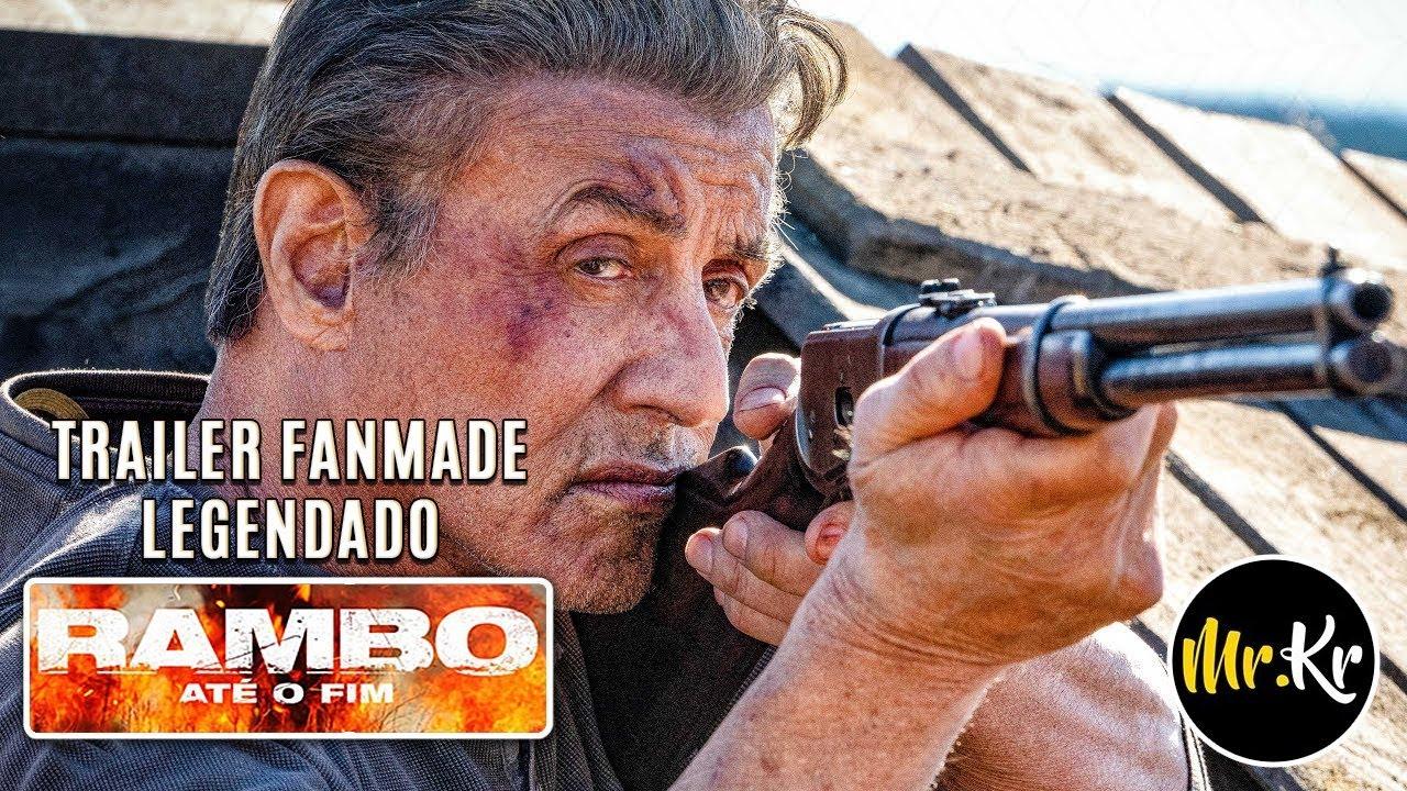 Rambo: Até o Fim • Trailer Fanmade Legendado [Mr. Krepshus]