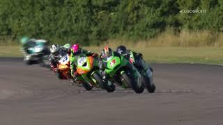 2018 Dickies British Supersport Championship, Round 7, Thruxton - Sprint Race