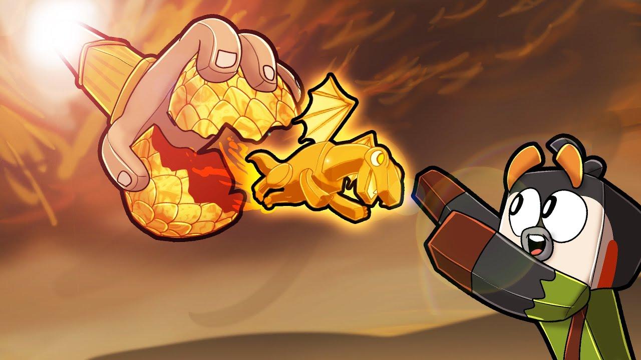 How to breed a gold dragon easy minecraft schimmelpfennig golden dragon