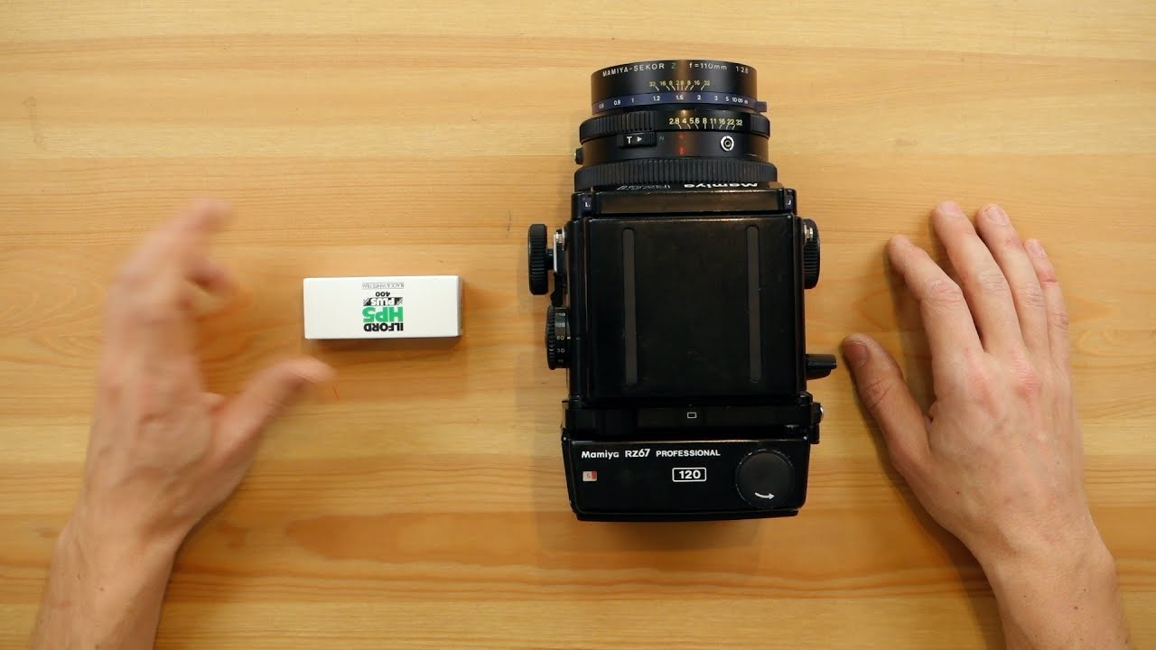 Loading the 620 Camera with 120 film - YouTube