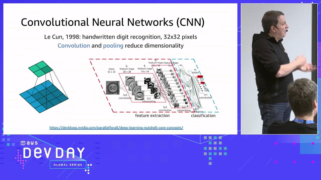 AWS DevDays Nordics - Deep Learning with Apache MXNet & Tensorflow