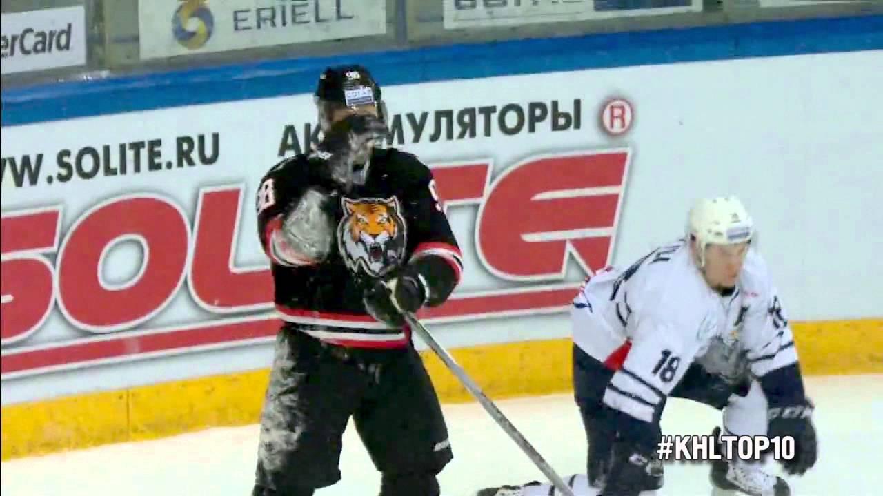 KHL Top 10 Goals for Week 22 / Лучшие голы 22-й недели КХЛ