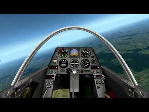 BEDE BD-5J Microjet - X-Plane 10