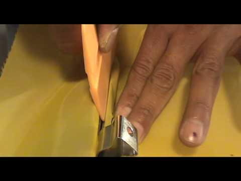 Newman Roller Frame Corner Softening Youtube