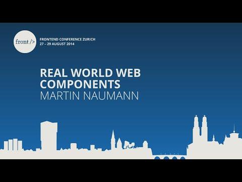 Martin Naumann - Real World Web Components