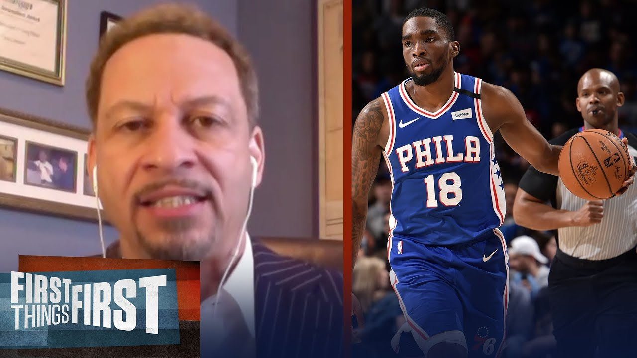 Shake Milton at PG is good on paper but 76ers still have a problem — Broussard | FIRST THINGS FIRST