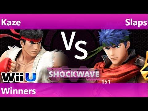 SW 151 - SWG | Kaze (Ryu) vs SWG | Slaps (Ike) Winners - Smash 4