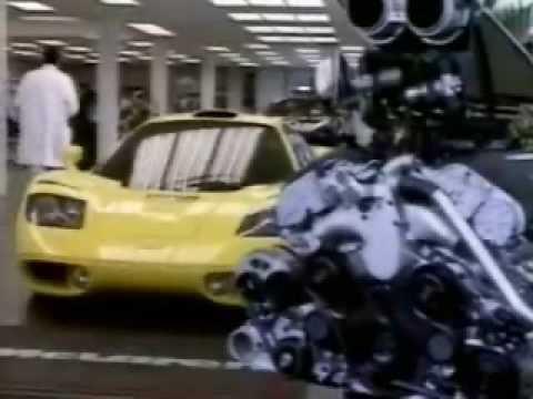 Top Gear - McLaren F1