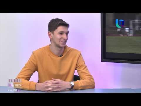 TeleU: Mădălin Bulgărașu la Tribuna polisportivă
