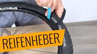 3tlg Reifenheber Fahrrad Reifen Reifenmontage Montagehebel Montierhebel Tool