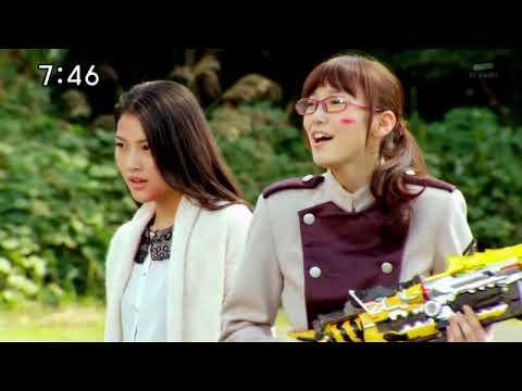 My Favourite Top 4 Female Sentai actress