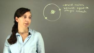 How are Electrons Kept in Motion Around the Nucleus?
