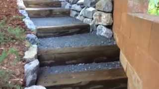 Green Toad B&b: Steps From The Bottom Up