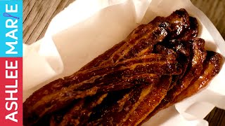 How To Make Your Own Candied Bacon