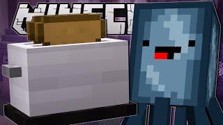 Minecraft | TOAST CHALLENGE!! | Custom Mod Minigame