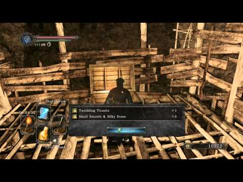 Dark Souls 2 Walkthrough - Everything possible before a boss - The Gutter 2