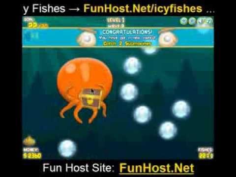 Ледяной рыбы - видео игры