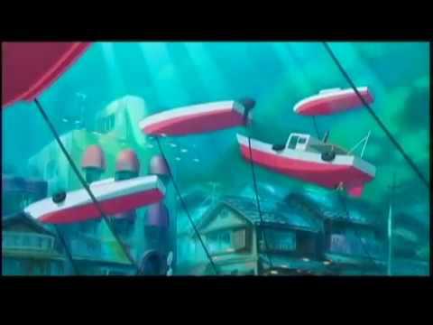 Trailer do filme Ponyo: Uma Amizade que Veio do Mar