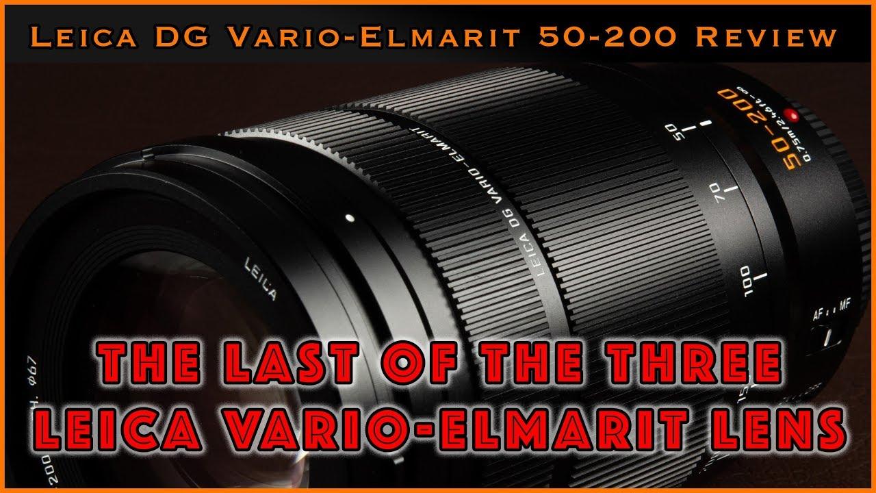 Panasonic Leica Dg Vario Elmarit 50 200 Mm F28 4 Asph Ois Ab 200mm F 28 Power Lens