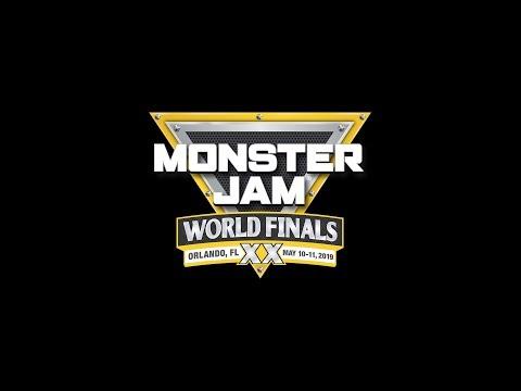 Monster Jam Announces World Finals XX (2019) thumbnail