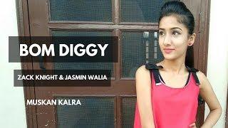 Baixar BOM DIGGY | Zack Knight & Jasmin Walia | Muskan Kalra | Dance Routine | OZiva