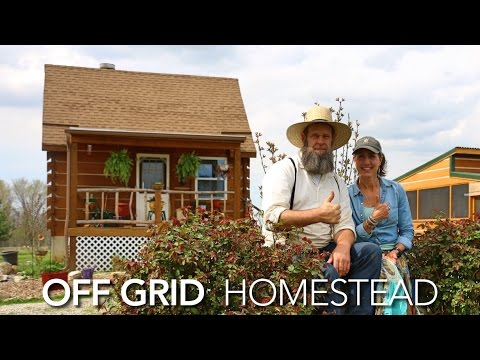 how to live off grid youtube
