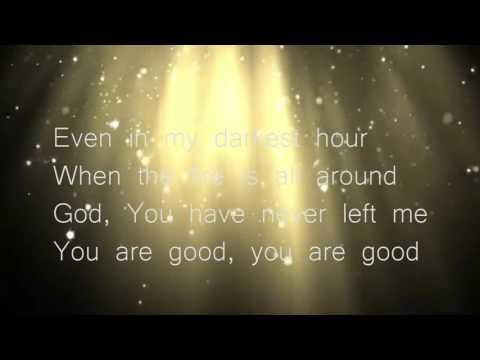 """You Never Let Go"" by Bryan & Katie Torwalt (with lyrics)"