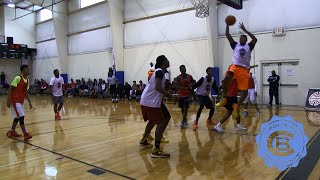 Mike Sagay Throws Down 2 Nice Dunks The Elite Preview #ElitePreview