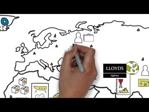 Lloyds Agency Network in Spanish