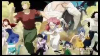 AMV - Fairy Tail Main Theme - Slow And Normal Versions