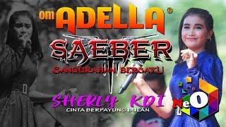 Download Mp3 Cinta Berpayung Bulan - Serly Kdi - Adella - Saeber
