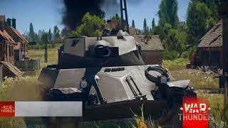 "French  vehicles in 1.75 ""La Résistance""-Lorraine 40t: Sports Heavy  (WAR THUNDER TANKS}"